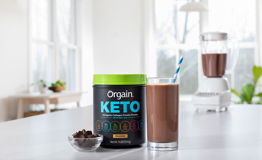 best Orgain keto powder for weight loss