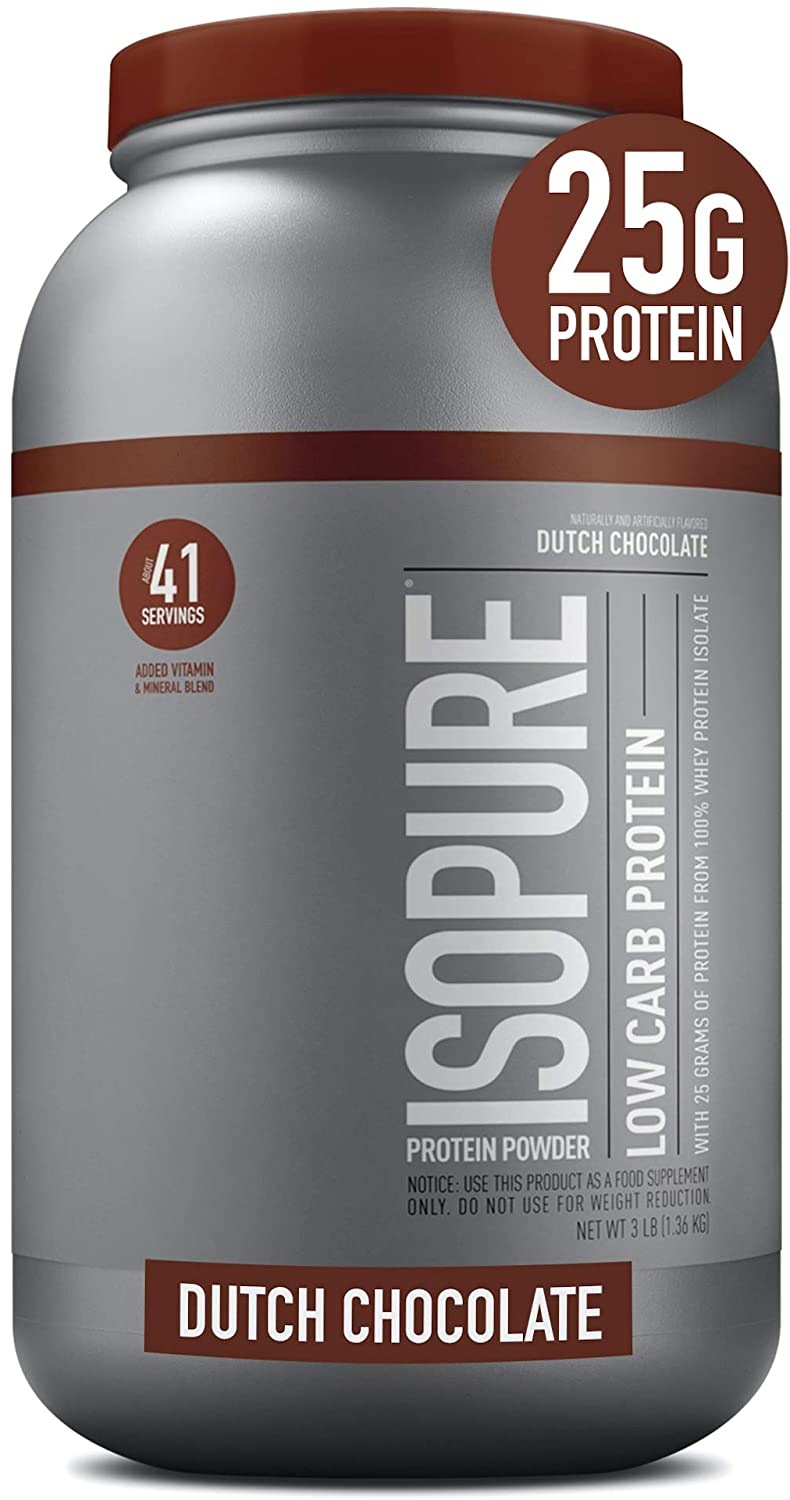 sopure Low Carb, Immune Support, Keto Friendly Protein Powder